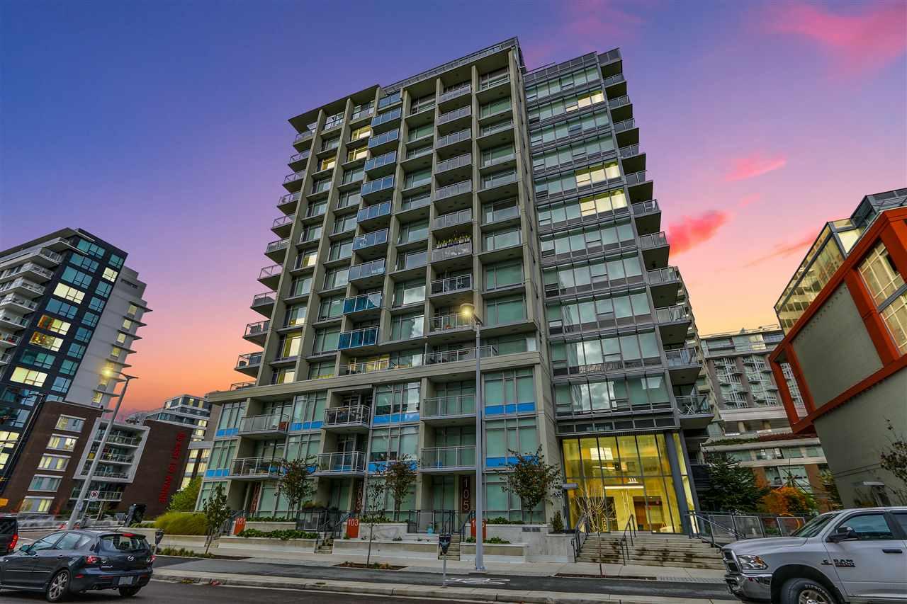Buliding: 111 East 1st Avenue, Vancouver, BC