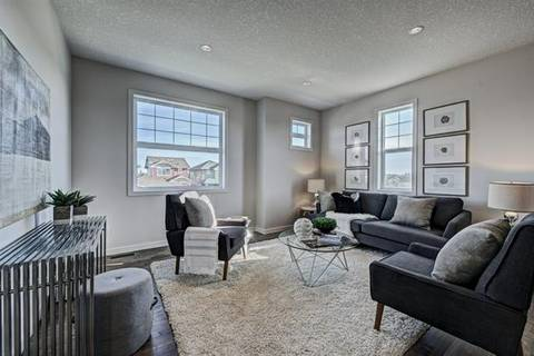 Townhouse for sale at 115 Sagewood Dr Unit 909 Airdrie Alberta - MLS: C4241017
