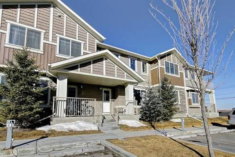 Townhouse for sale at 250 Sage Valley Rd Northwest Unit 909 Calgary Alberta - MLS: C4235409