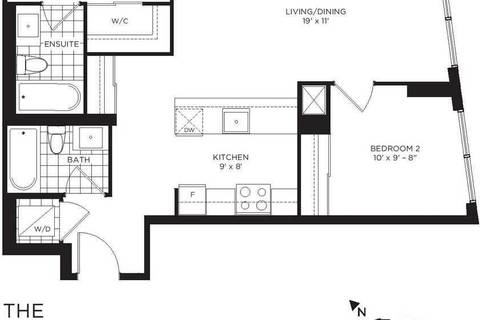 Apartment for rent at 510 Curran Pl Unit 909 Mississauga Ontario - MLS: W4637446