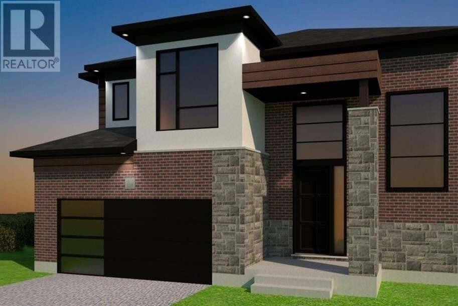 House for sale at 909 Blair Creek Ct Kitchener Ontario - MLS: 30827541