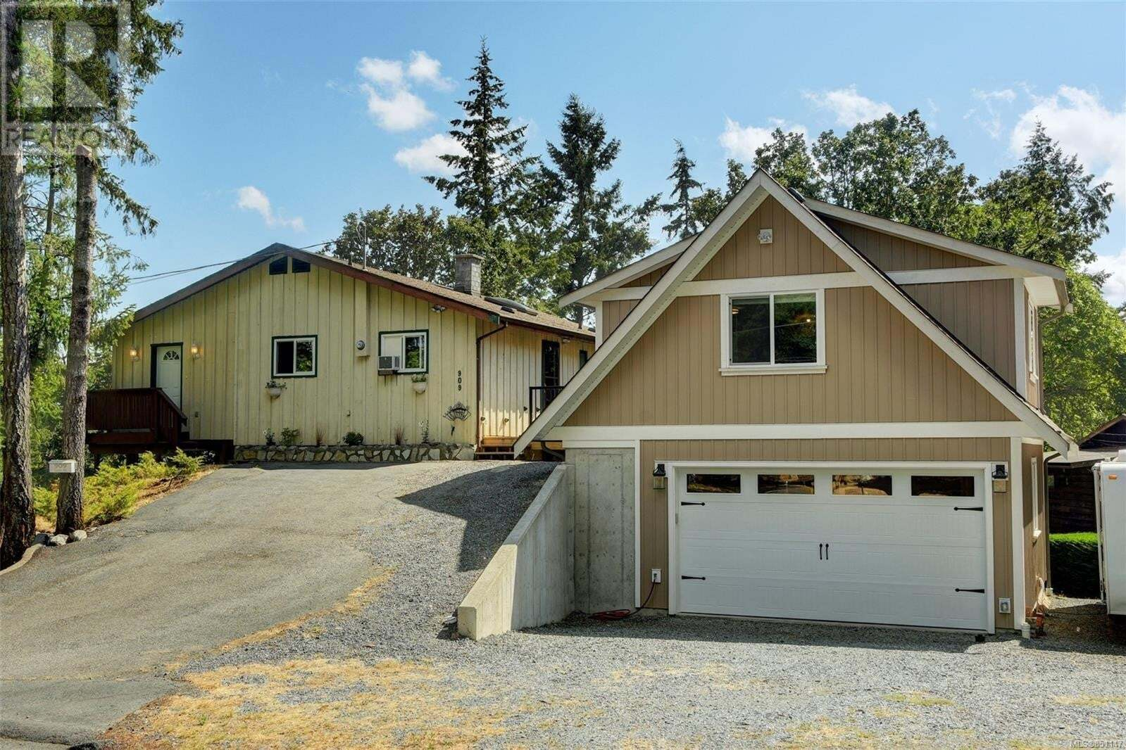 House for sale at 909 Gade  Langford British Columbia - MLS: 851147