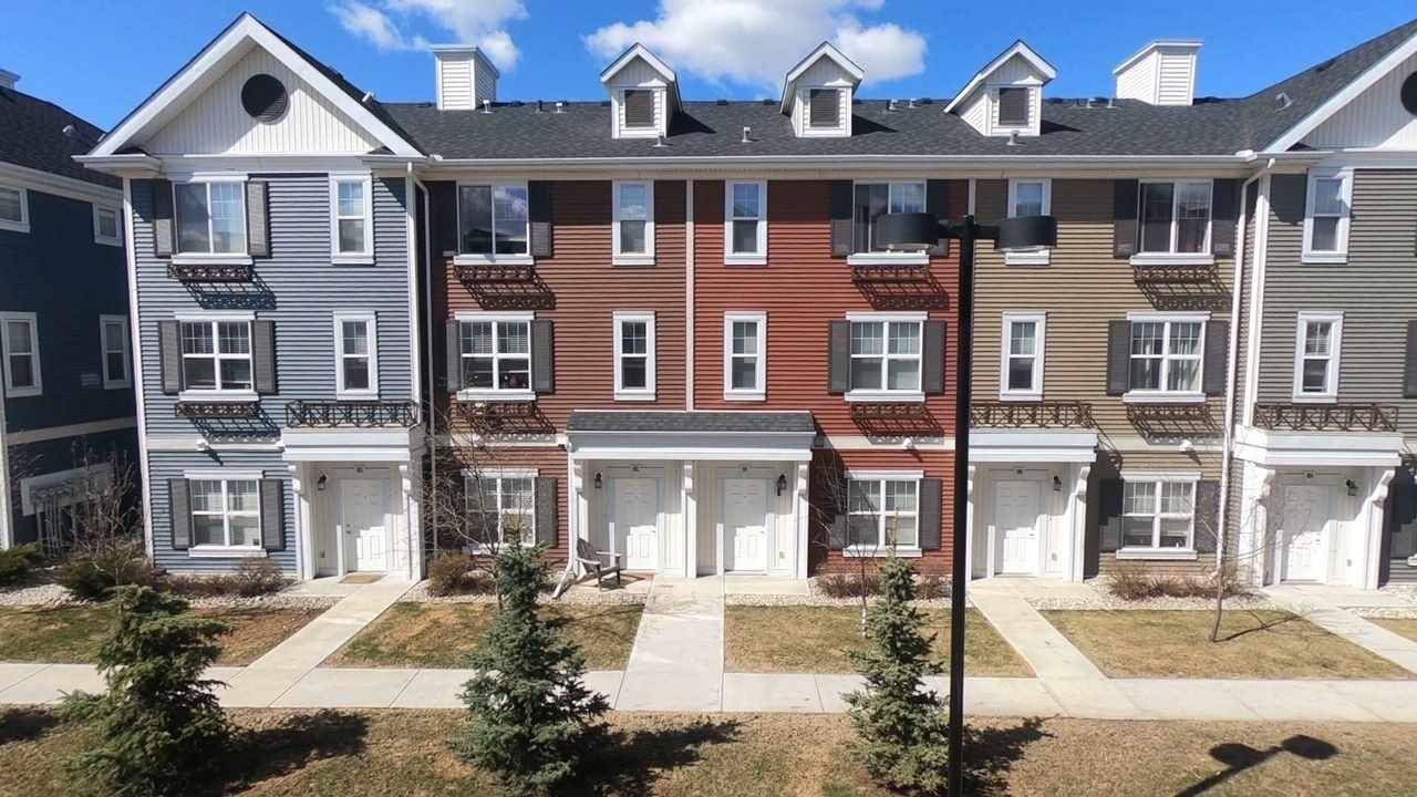 Townhouse for sale at 8315 180 Ave Nw Unit 91 Edmonton Alberta - MLS: E4187423
