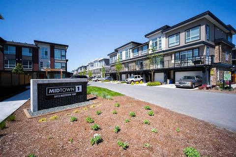 Townhouse for sale at 8413 Midtown Wy Unit 91 Chilliwack British Columbia - MLS: R2454861