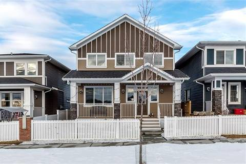 House for sale at 91 91 Redstone Gardens Ne Garden(s) Northeast Calgary Alberta - MLS: C4282395
