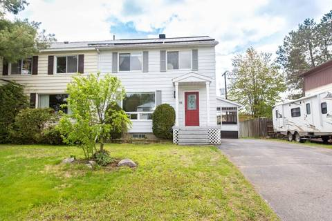 House for sale at 91 Algonquin St Deep River Ontario - MLS: 1154814