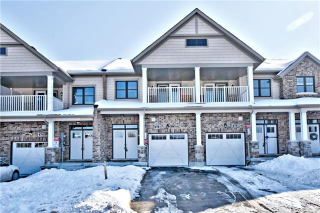 For Sale: 91 Alvin Pegg Drive, East Gwillimbury, ON | 3 Bed, 4 Bath Townhouse for $729,900. See 19 photos!