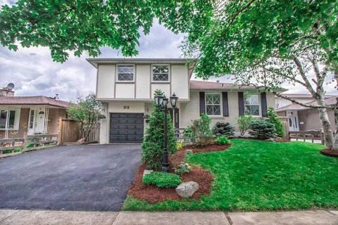 House for sale at 91 Amberjack Blvd Toronto Ontario - MLS: E4580043