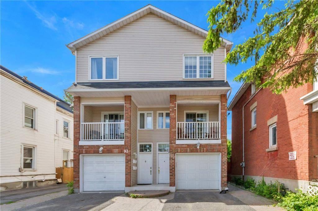 House for rent at 91 Arlington Ave Ottawa Ontario - MLS: 1157908