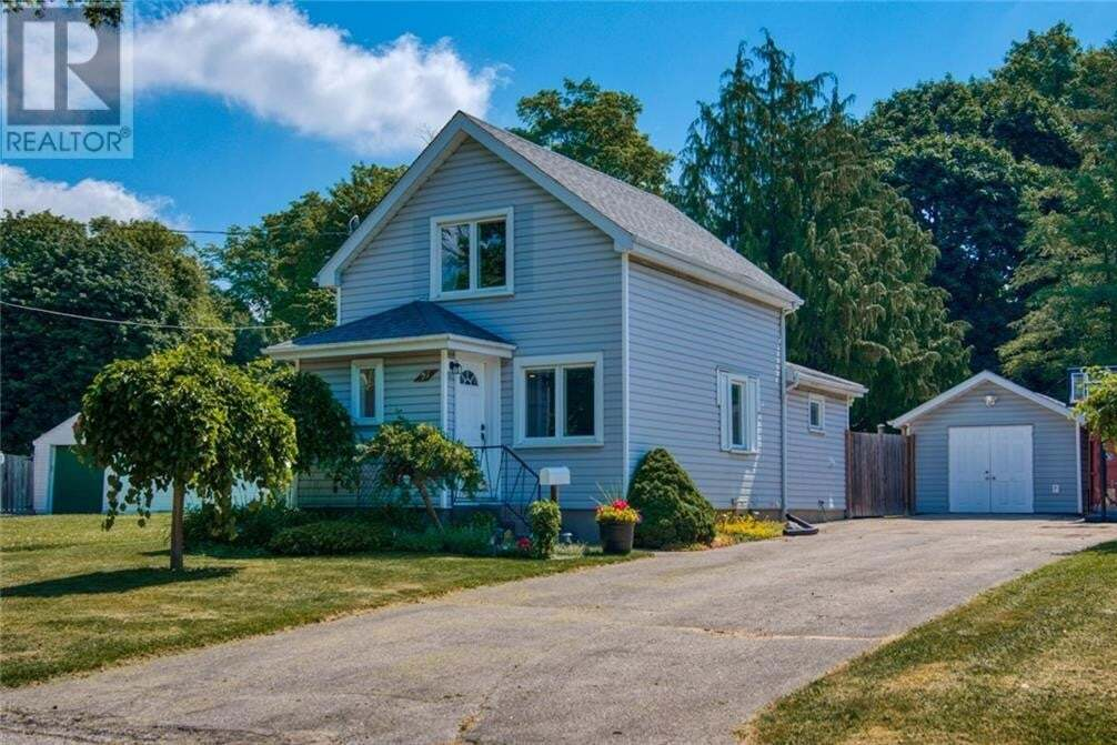 House for sale at 91 Arlington Blvd Kitchener Ontario - MLS: 30816350