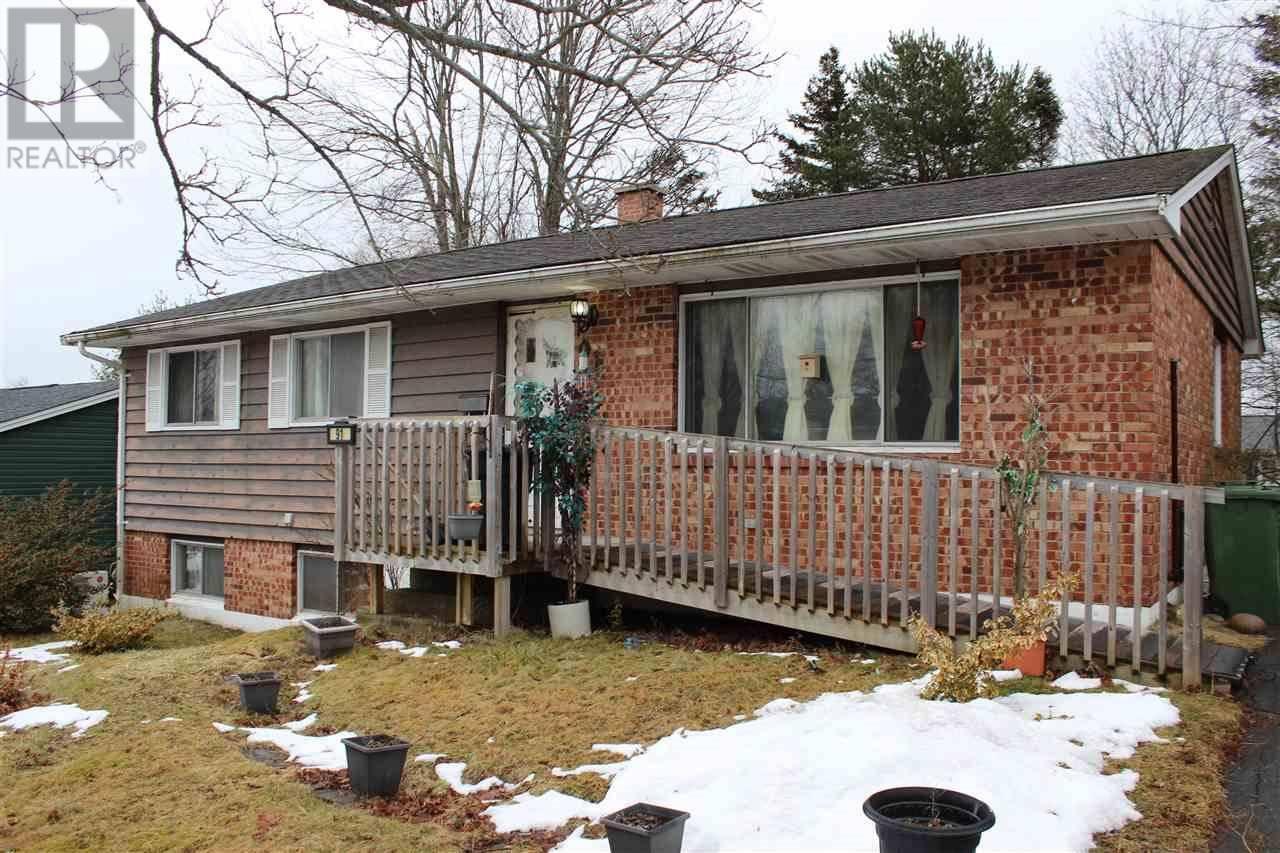 House for sale at 91 Aspen Way Cres Cole Harbour Nova Scotia - MLS: 202001910