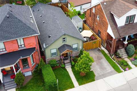 House for sale at 91 Aurora St Hamilton Ontario - MLS: X4775065