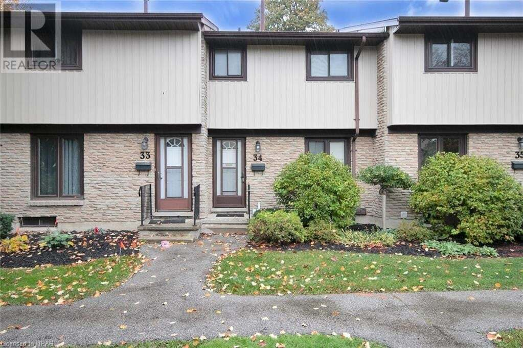 Townhouse for sale at 91 Avonwood Dr Stratford Ontario - MLS: 40034607