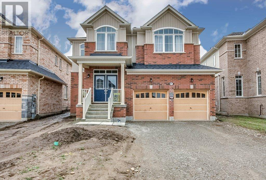 House for sale at 91 Barlow Pl Paris Ontario - MLS: 30740002