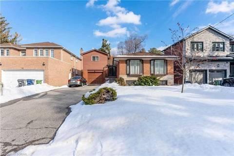 House for sale at 91 Bobmar Rd Toronto Ontario - MLS: E4695034