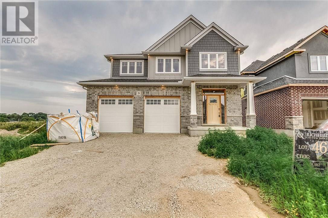 House for sale at 91 Bowman Dr Ilderton Ontario - MLS: 200660