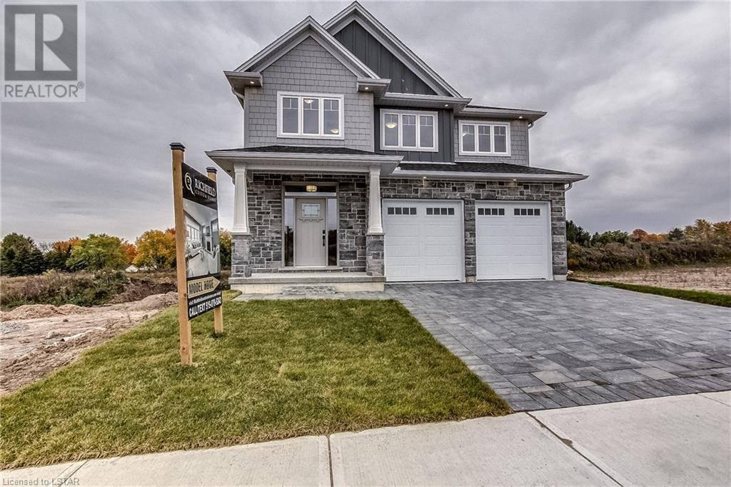 House for sale at 91 Bowman Dr Ilderton Ontario - MLS: 233781