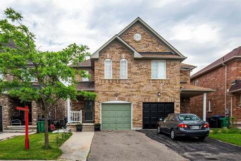 Townhouse for sale at 91 Cadillac Cres Brampton Ontario - MLS: W4780056