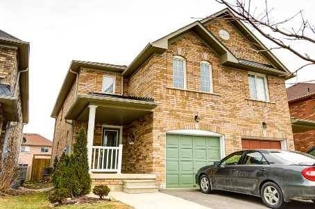 Townhouse for sale at 91 Cadillac Cres Brampton Ontario - MLS: W4727301