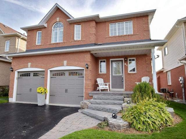 House for sale at 91 Calwell Drive Scugog Ontario - MLS: E4270393