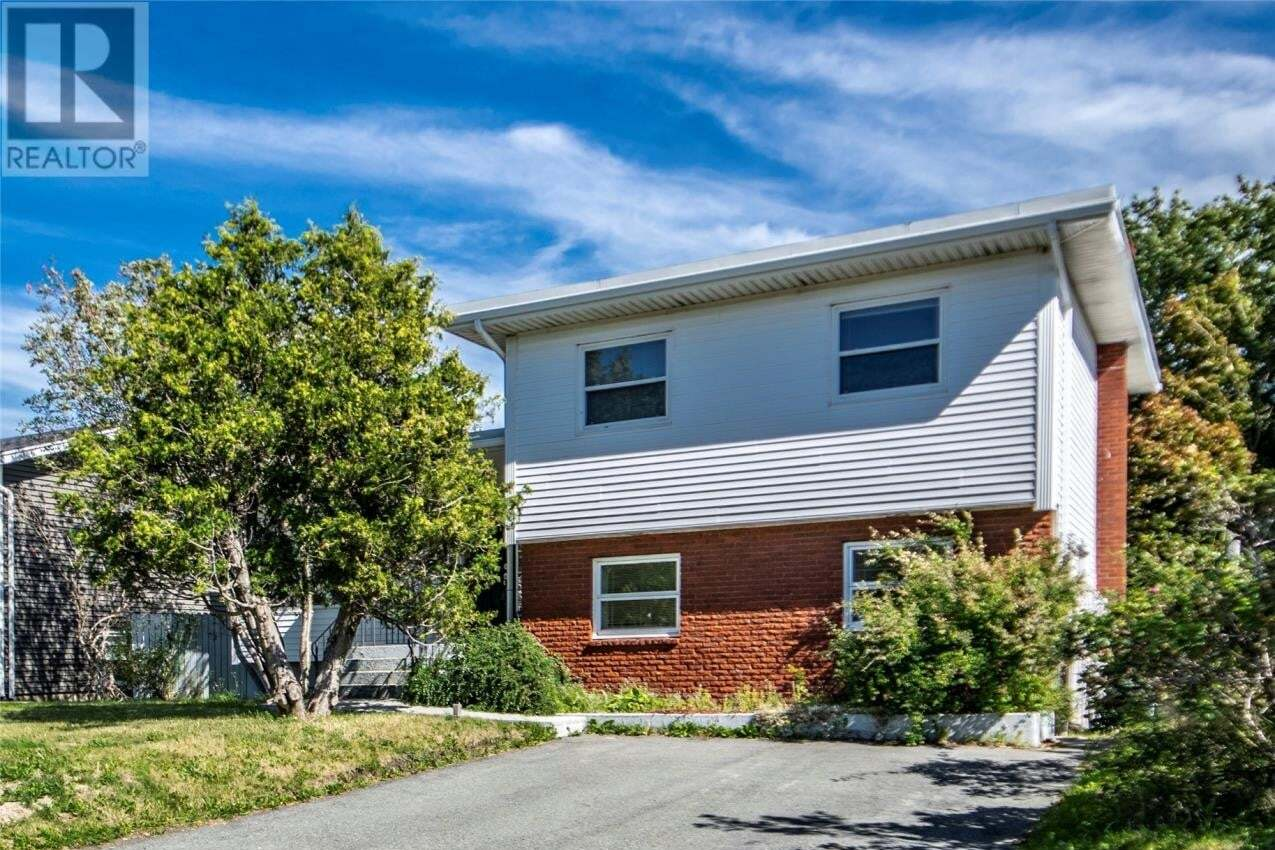 House for sale at 91 Canada Dr St. John's Newfoundland - MLS: 1220789