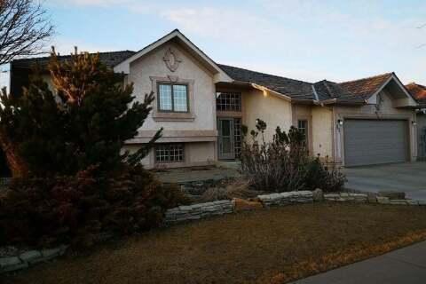 House for sale at 91 Canyon  Blvd W Lethbridge Alberta - MLS: A1007324