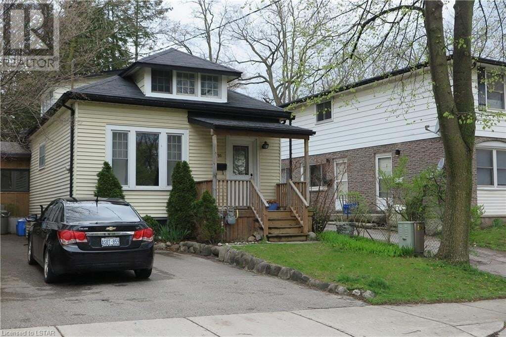 House for sale at 91 Cartwright St London Ontario - MLS: 258400