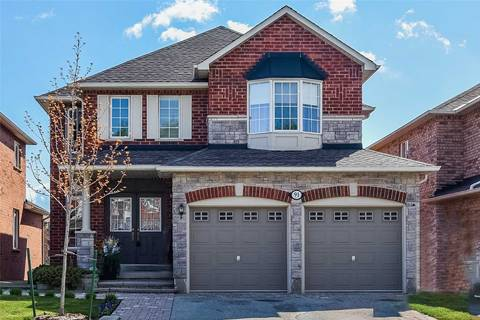 House for sale at 91 Castelli Ct Caledon Ontario - MLS: W4454676