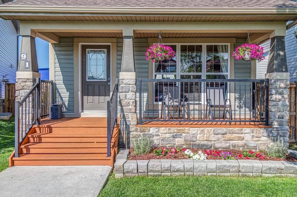 House for sale at 91 Cimarron Grove Cs Cimarron Grove, Okotoks Alberta - MLS: C4262296