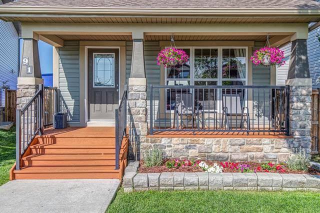 House for sale at 91 Cimarron Grove Cs Okotoks Alberta - MLS: C4262296