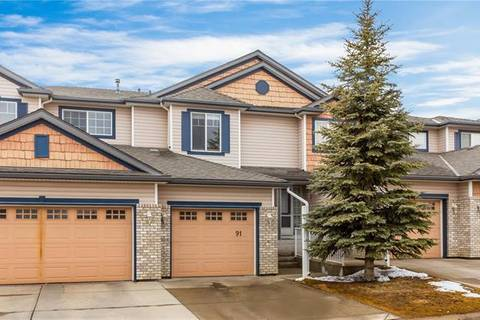 Townhouse for sale at 91 Citadel Estates Manr Northwest Calgary Alberta - MLS: C4236537