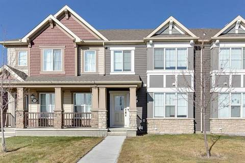 Townhouse for sale at 91 Cityscape Gt Northeast Calgary Alberta - MLS: C4275841