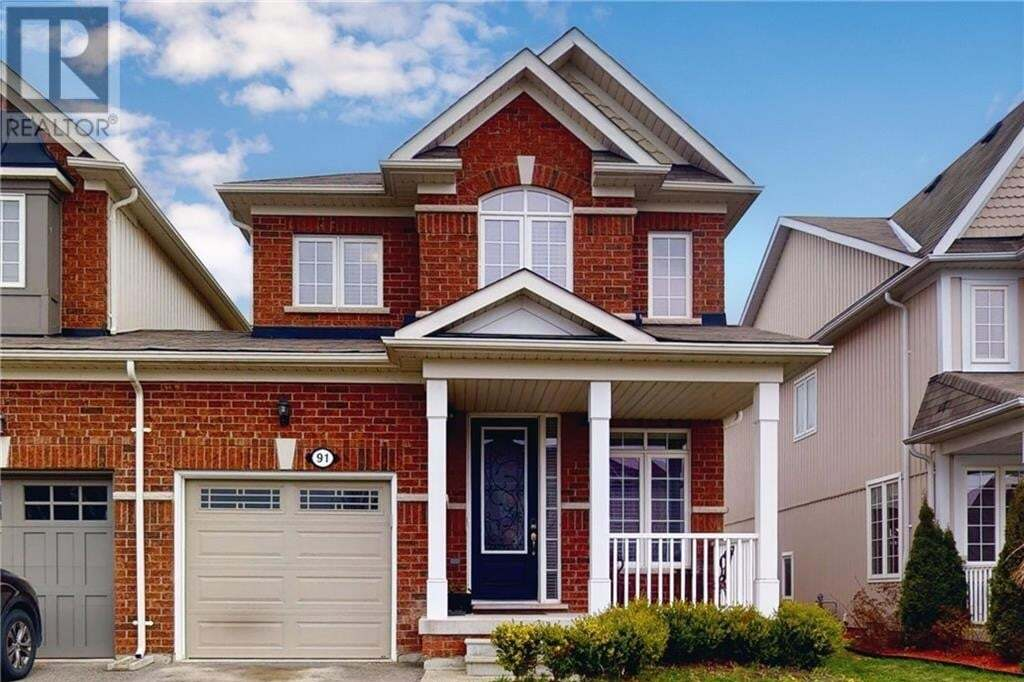 Townhouse for sale at 91 Collier Cres Angus Ontario - MLS: 30806029