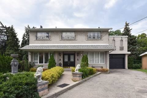 House for rent at 91 Comay Rd Toronto Ontario - MLS: W4638924