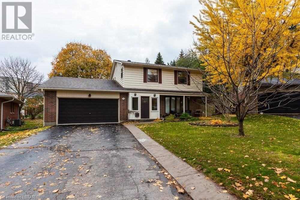 House for sale at 91 Compton Cres London Ontario - MLS: 231125