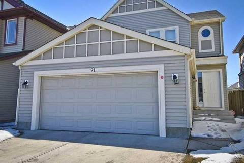 House for sale at 91 Copperstone Gt Southeast Calgary Alberta - MLS: C4233078