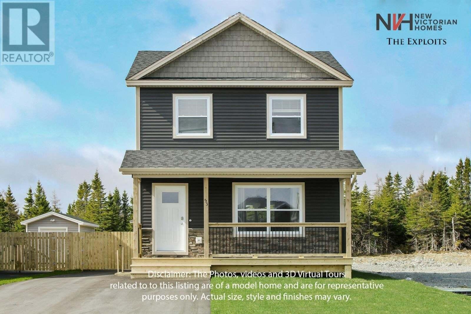 House for sale at 91 Diamond Marsh Dr St. John's Newfoundland - MLS: 1213740