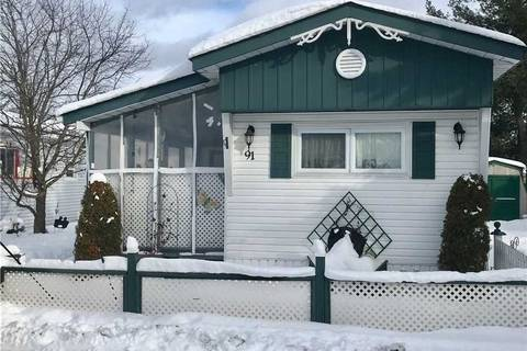 Home for sale at 91 Eighth St Essa Ontario - MLS: N4673383