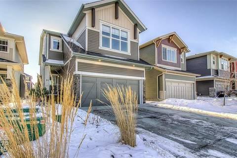 House for sale at 91 Emberside Garden(s) Cochrane Alberta - MLS: C4285795