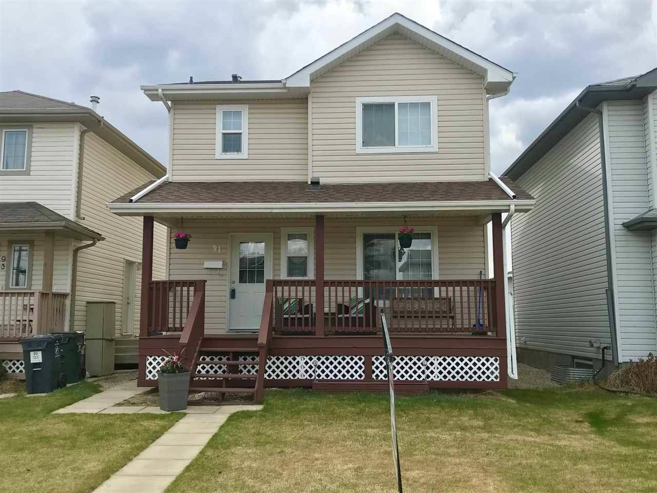 House for sale at 91 Erie South St Devon Alberta - MLS: E4193162