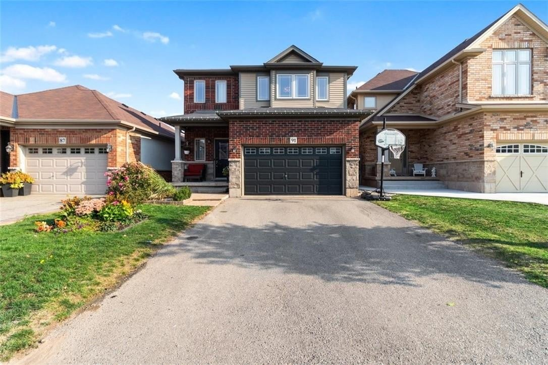House for sale at 91 Escarpment Dr Hamilton Ontario - MLS: H4089406