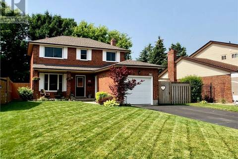 House for sale at 91 Esther Ave Cambridge Ontario - MLS: 30750882