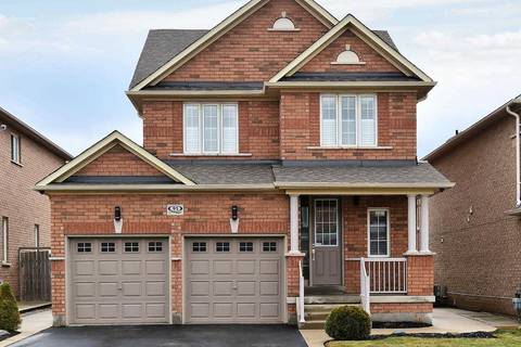 House for sale at 91 Fandango Dr Brampton Ontario - MLS: W4733563