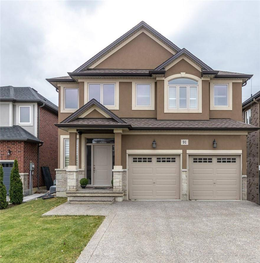 House for sale at 91 Greti Dr Glanbrook Ontario - MLS: H4068695