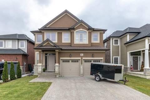 House for sale at 91 Greti Dr Hamilton Ontario - MLS: X4644912