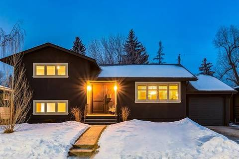 House for sale at 91 Hallbrook Dr Southwest Calgary Alberta - MLS: C4222307
