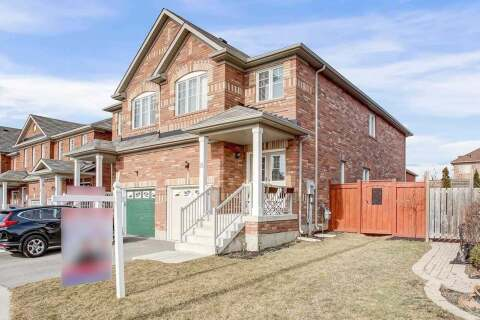 Townhouse for sale at 91 Heartview Dr Brampton Ontario - MLS: W4775602