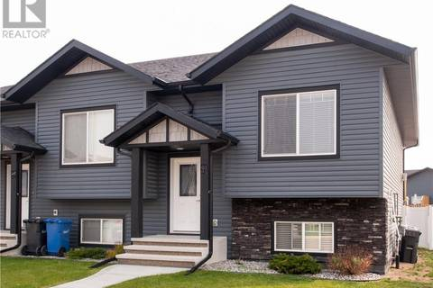 Townhouse for sale at 91 Heritage Dr Penhold Alberta - MLS: ca0168222