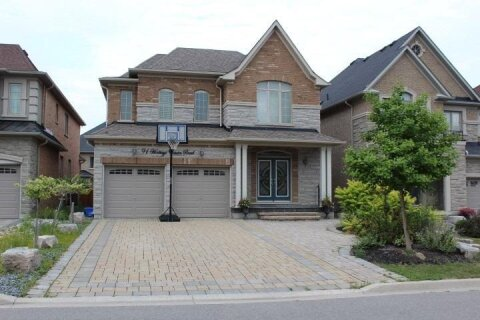 House for rent at 91 Heritage Estates Rd Vaughan Ontario - MLS: N4995113