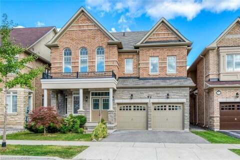 House for sale at 91 Hoey Cres Oakville Ontario - MLS: 40032339